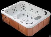 Гидромассажные ванны,  LUXUS WHIRLPOOLджакузи Carolina338E3