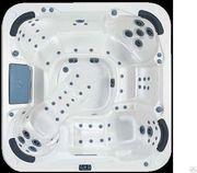 Гидромассажные ванны,  LUXUS WHIRLPOOLджакузи IOWA338I