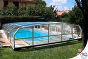 Павильоны для бассейнов ОКЕАНИК – низкий вариант