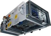 Приточно-вытяжные плоские вентиляционные установки Frivent AquaVent WR