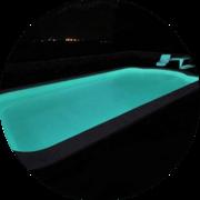 Светящаяся краска AcmeLight Pool для бассейна